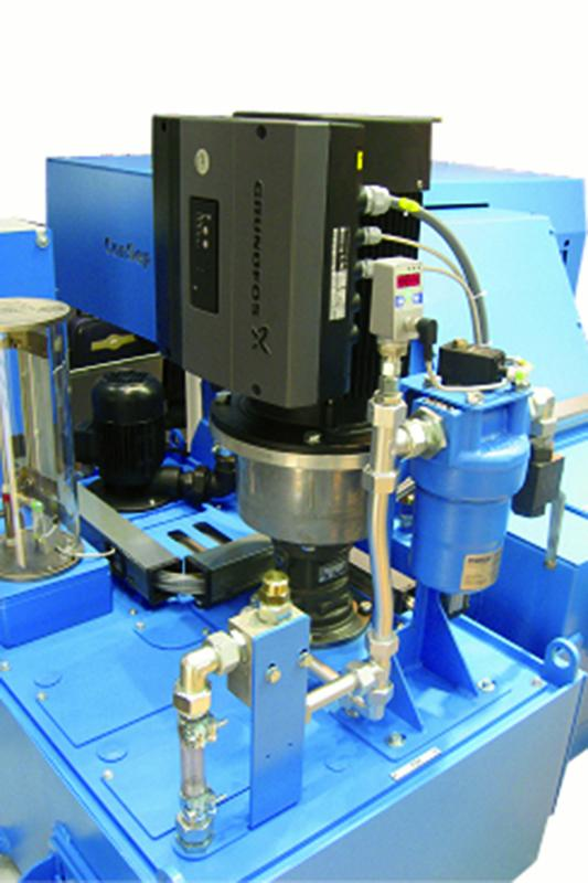 HIGH PRESSURE COOLANT SYSTEMS - Single Filter