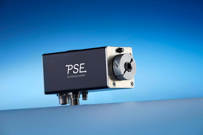 Positioning drive PSE 31_-8 - Compact positioning system for automated format changeovers in machines