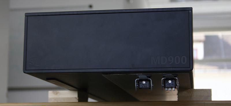 Magnet-Metalldetektor - MD900 - Ein induktiver Metalldetektor für die Anwendung in der Müllsortierung