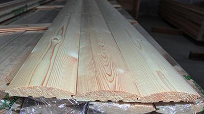 БЛОК-ХАУС - Доска обшивки из дерева