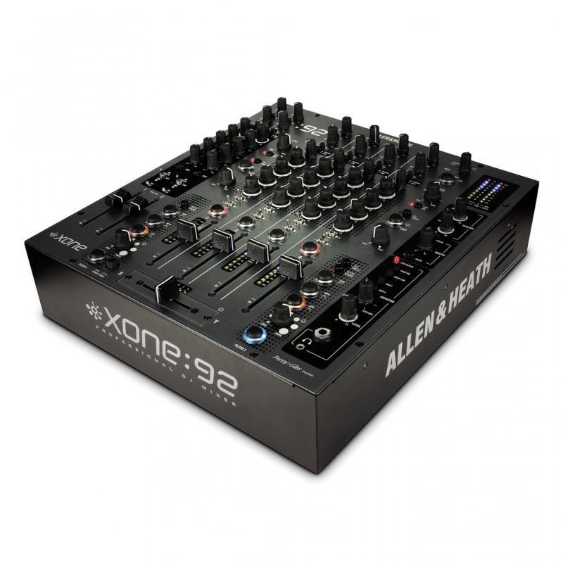 DJ-Mixer - Allen & Heath Xone:92