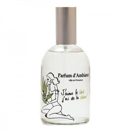 Parfum d'ambiance - Parfum d'ambiance Verveine 100ml