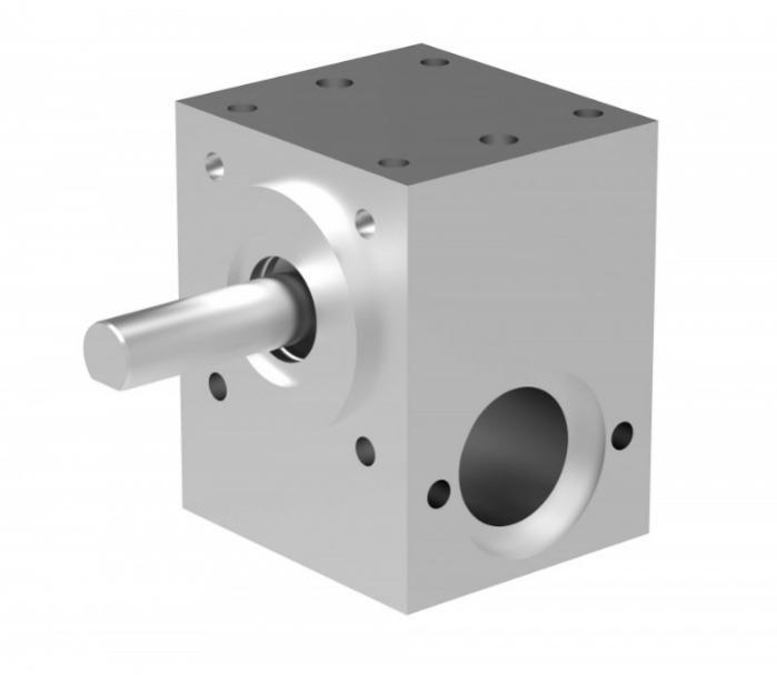 Worm gear reducer - SN17 - Worm gear reducer - SN17