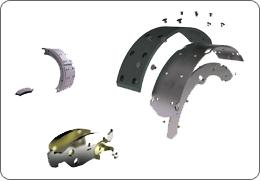 Brake Shoes & Pads - null
