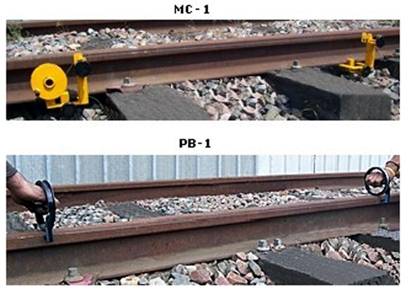 Track Lining and Leveling Equipment - Track Lining Ratchet-Wheel / Bill Handles