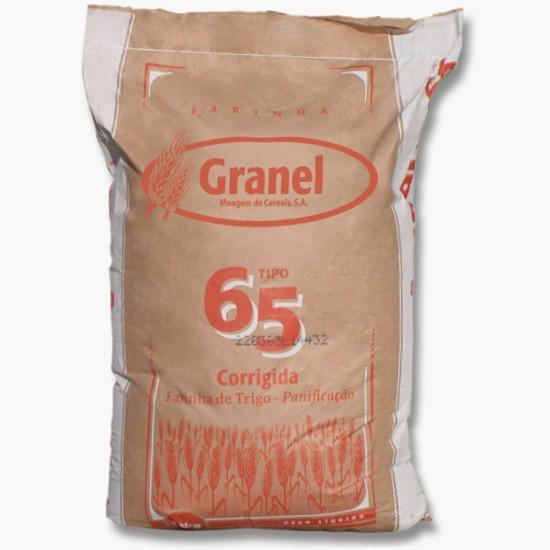 Farinhas de trigo - Farinha de trigo panificação corrigida