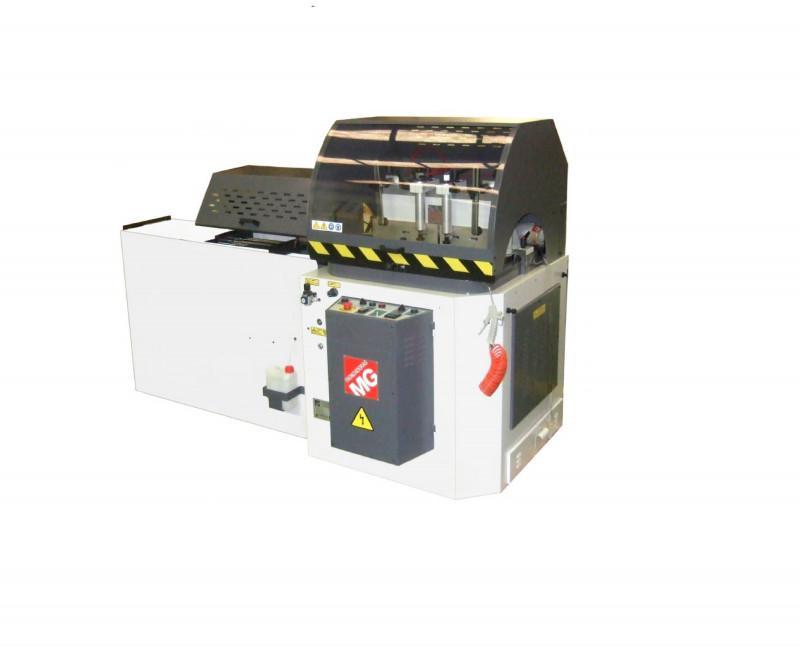 TL-400-AA/2 AVANCE – Aluminiumkreissäge - TL-400-AA/2 AVANCE – Vollautomatische Aluminiumkreissäge