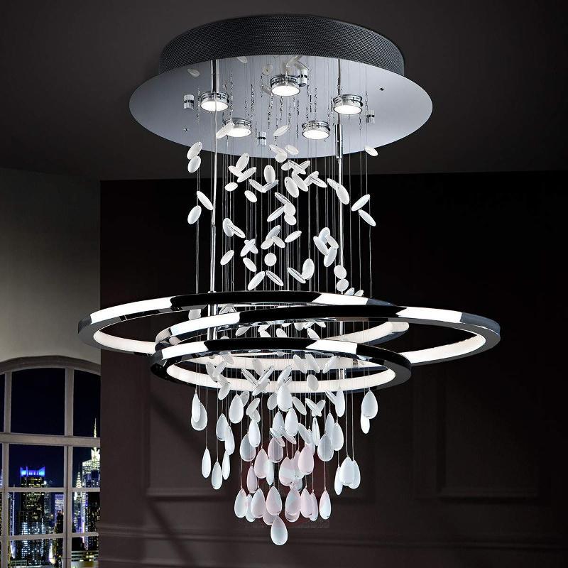 Designer hanging light Bruma - Pendant Lighting