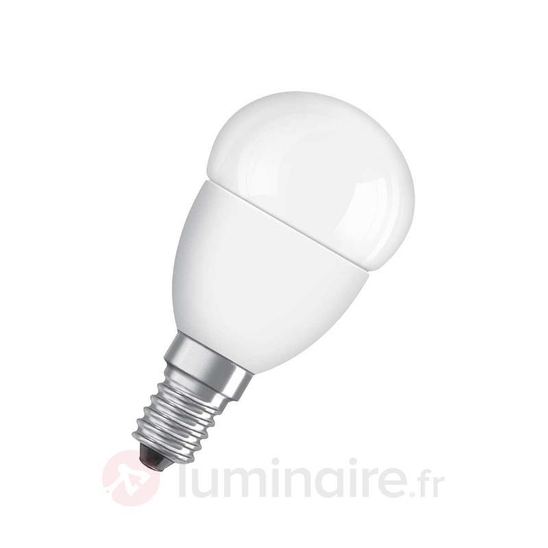 Ampoule LED goutte Superstar E14 6W 827 mate - Ampoules LED E14