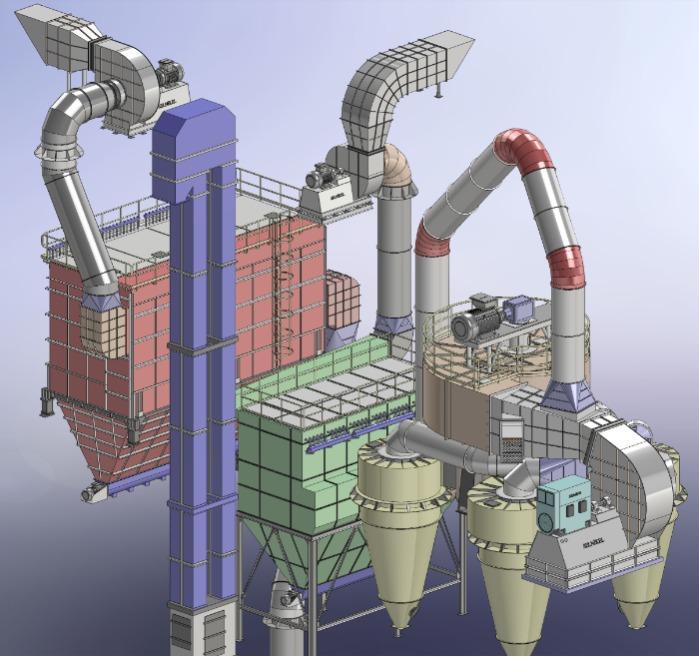 Metallbau - 2D/3D Ausführungsplanung - im Metallbau