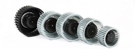 Ventilateurs centrifuges  - Ventilateurs centrifuges à action simple ouïe