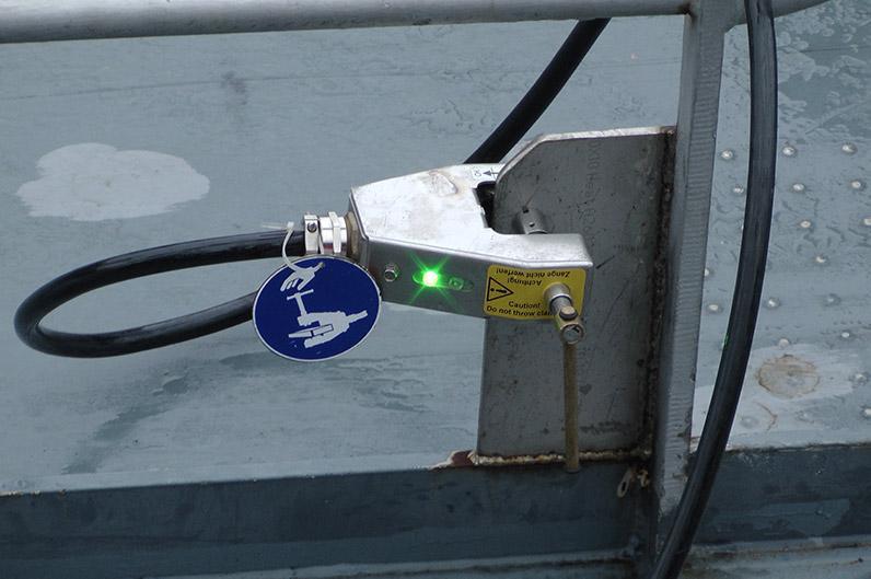 Marine Grounding System SEK-3 - In accordance with ISGOTT / ISGINTT