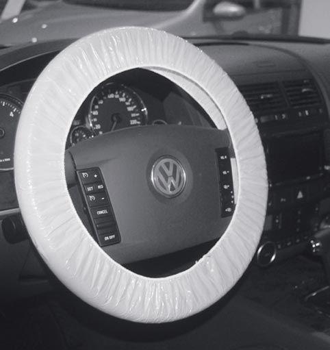 Steering wheel covers - null