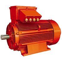 ATEX Polvo : cárter de fundición 0,18 a 675 kW - FLS/FLSES zona 22
