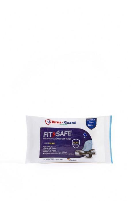Fit & Safe Wipes -