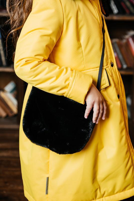 Fur bag Ellis - Bags