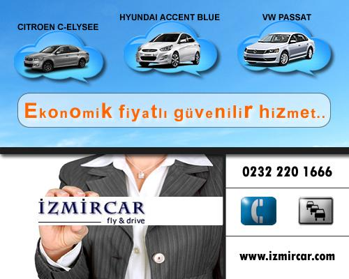 izmir Rent A Car