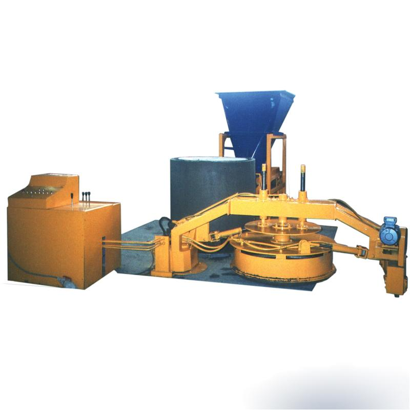 Concrete pipe making machine Sumab