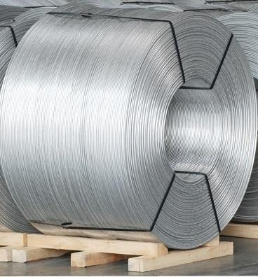 Aluminium Rod Wire