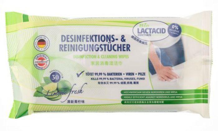 Sensivita Desinfektions- & Reinigungstücher -