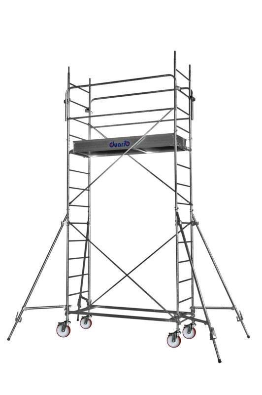 Echafaudages roulants acier - AC 200