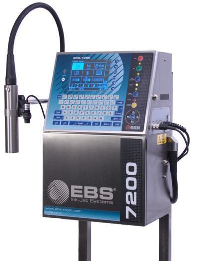 Einkopf-Industriedrucker - EBS-7200 - Industrielles Kennzeichnungssystem