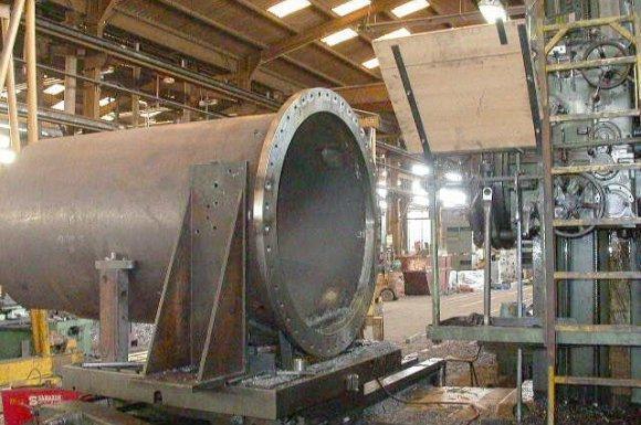 rectification usinage - Machine Aléseuse 15000 x 3000