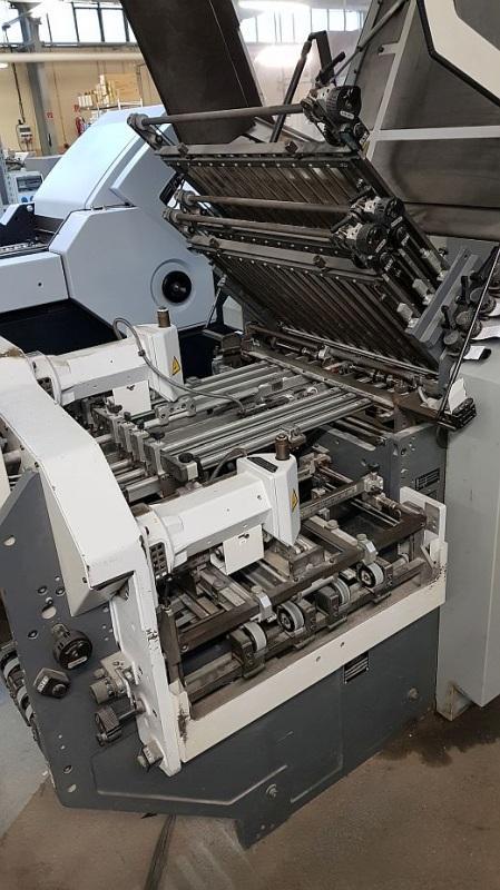 Heidelberg Stahlfolder Ki 55/6 KTL - R - Used Machine