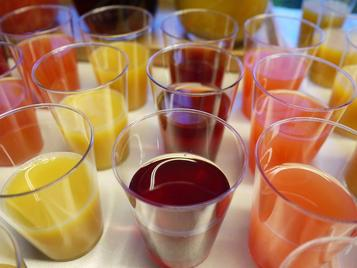 Concentrate Juices - Orange, Lemon, Mandarine, Apple, Pineapple, Peach, Pear, Apricot, Plum...
