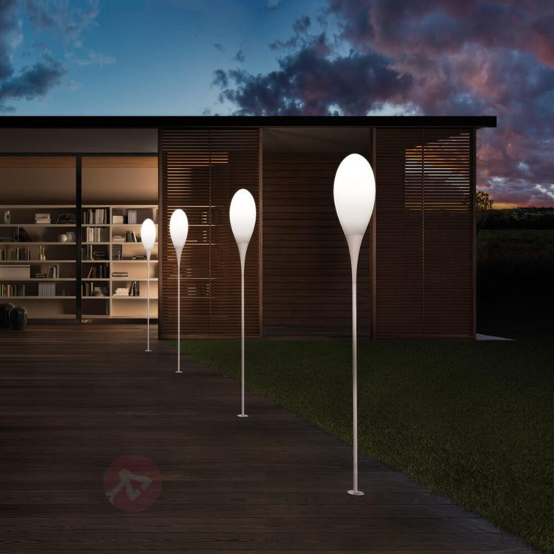 Borne lumineuse moderne Spillo - Toutes les bornes lumineuses