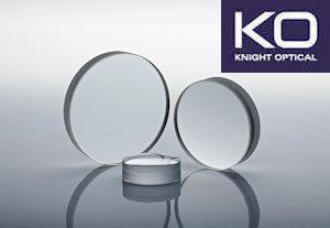 Knight Optical's Achromatic Doublets for Holography