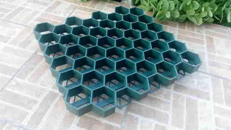 Pavaj ecologic tip grilaj 340x390mm