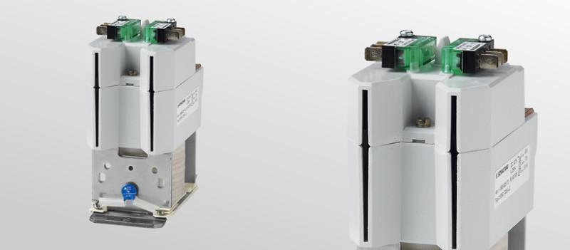 Batterieschütz 1 -polig C195 - 1-pol. Schütze für Batteriespannungen 220 V und HS 1.000 V