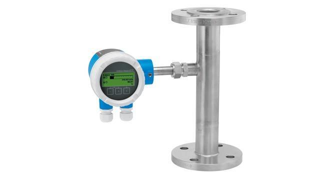 Proline t-mass A 150 Thermal mass flowmeter -