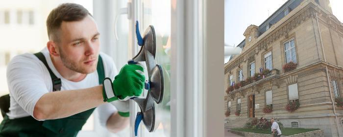 Dépannage vitrier à Vanves (92170) - Nous intervenons dans toute la commune de Vanves