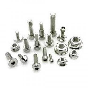 Stainless & Duplex Steel NUTS & BOLTS