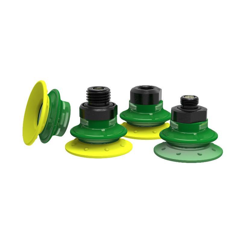 ventouses - B - 1½ Soufflets DURAFLEX® (10–110 mm)
