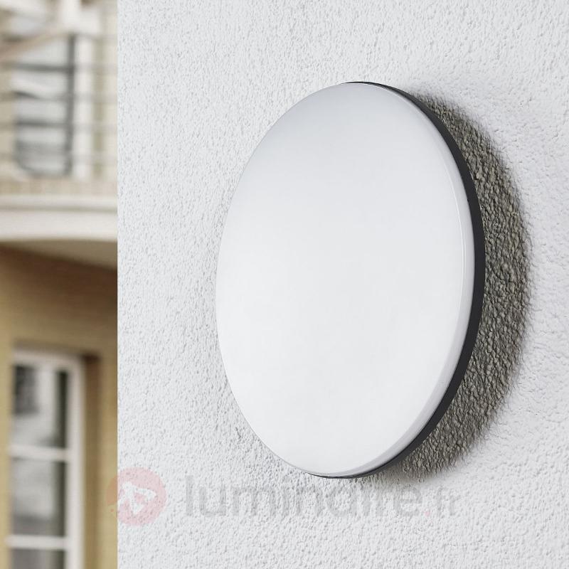 Plafonnier d'extérieur LED Benna avec détecteur - null
