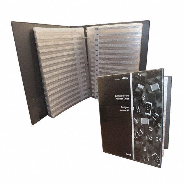 RESISTR KIT 0-10M 1/20W 12900PCS - Yageo RC0201-R-SKE24L