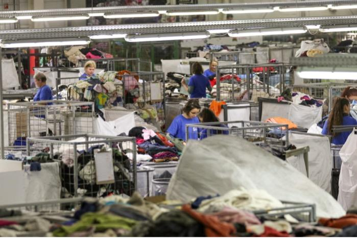 sorted used clothes - we have been producing sorted used clothes in a top quality
