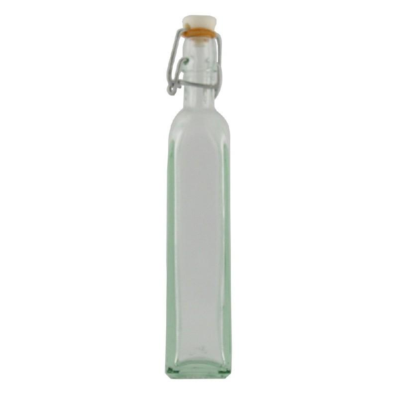 24 Mini bouteilles 120 ml Fragola avec bouchon limonade - Mini Bouteilles, Mini flacons