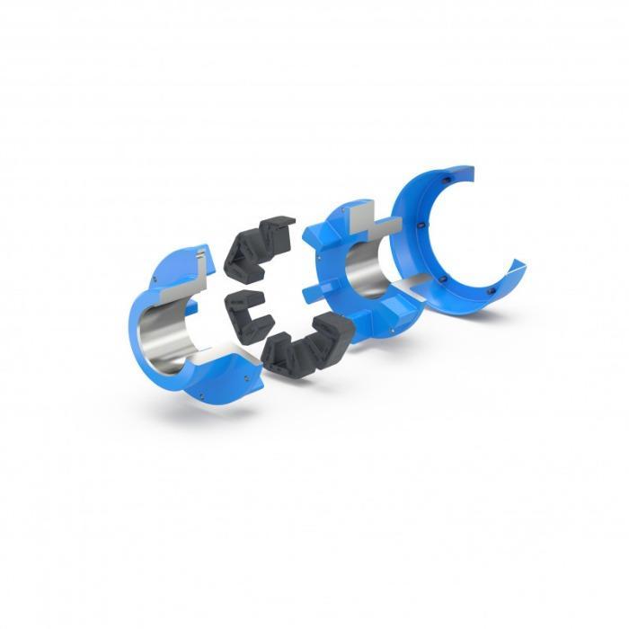 MULTI MONT SELLA | MMS - 扭转弹性爪形联轴器 MULTI MONT SELLA | MMS