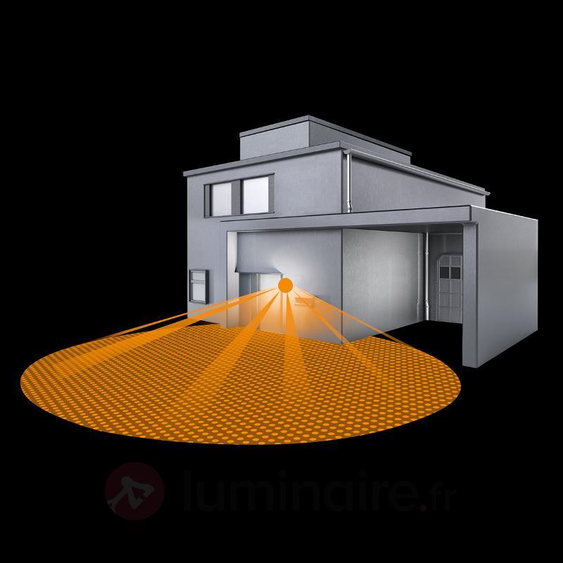 Applique d'extérieur élégante L 400 S - Appliques d'extérieur avec détecteur