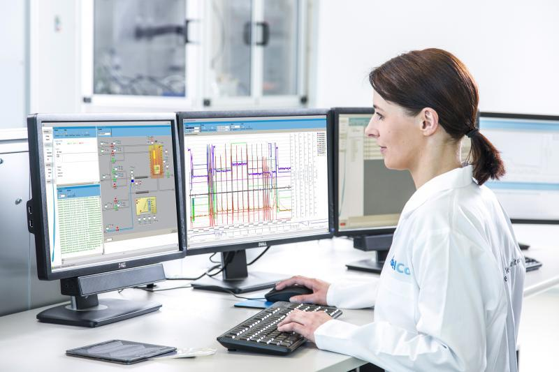 Operating software for Evaluator test systems - Ergonomic Software for an automated Operation of complex Test Systems