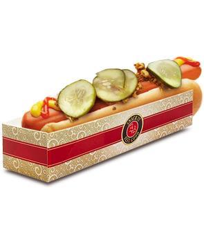 Hot Dog und Pizza Verpackungen - null