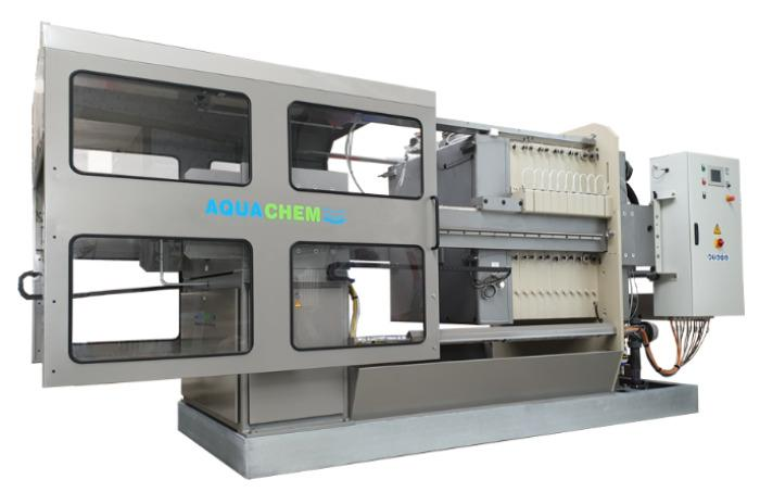 AF-series - Fully automatic membrane filter presses
