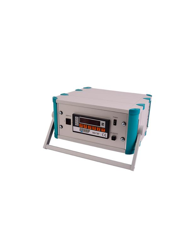 DISPLAY FOR STANDARD REFERENCE FORCE TRANSDUCERS - Reference force transducers