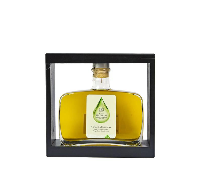 Cuvée des Chartreux Coffret Yogi 50CL - Produits oléicoles