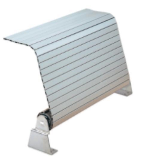 Gliederschürzen - optimalen Schutz gegen Verschmutzung, Späne und Kühlmittel