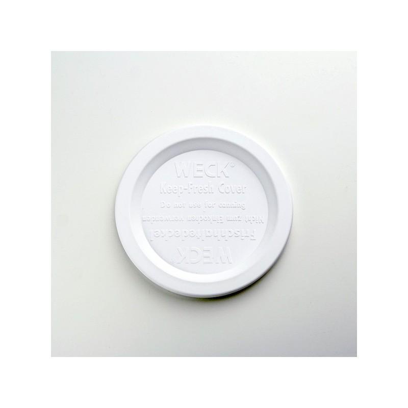 5 Weck® keep fresh plastic cover - For Weckjars 60 mm